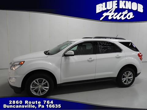 2017 Chevrolet Equinox for sale in Duncansville, PA