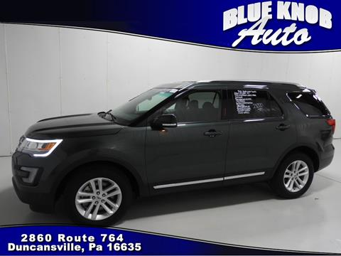 2016 Ford Explorer for sale in Duncansville, PA