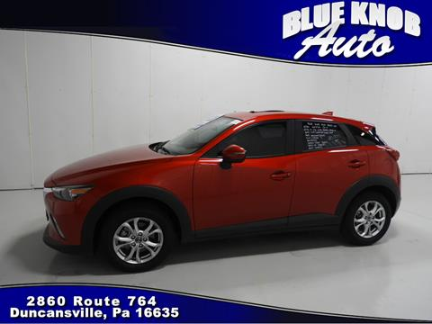 2016 Mazda CX-3 for sale in Duncansville, PA
