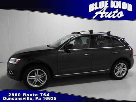 2017 Audi Q5 for sale in Duncansville, PA