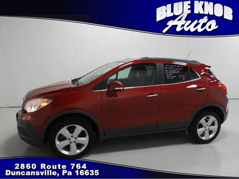 2016 Buick Encore for sale in Duncansville, PA