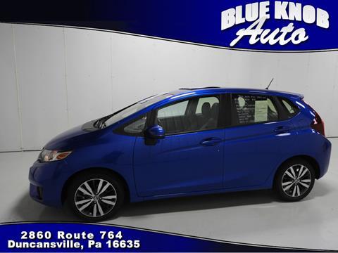 2017 Honda Fit for sale in Duncansville, PA