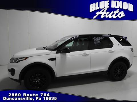 2017 Land Rover Discovery Sport for sale in Duncansville, PA