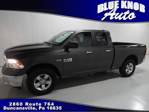 2017 RAM Ram Pickup 1500 for sale in Duncansville, PA