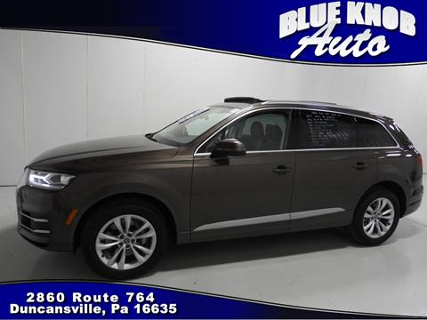 2017 Audi Q7 for sale in Duncansville, PA