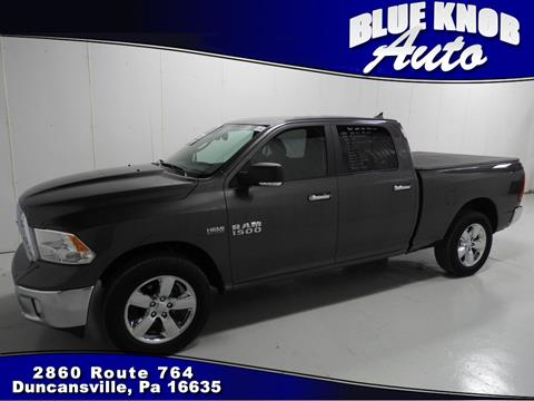 2016 RAM Ram Pickup 1500 for sale in Duncansville, PA