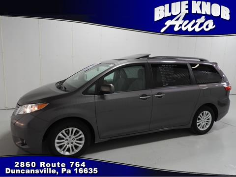 2017 Toyota Sienna for sale in Duncansville, PA
