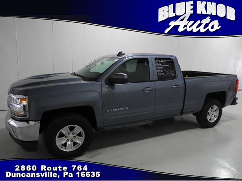 2016 Chevrolet Silverado 1500 for sale in Duncansville, PA