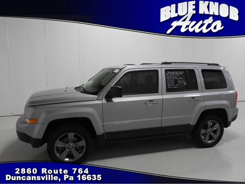 2015 Jeep Patriot for sale in Duncansville, PA