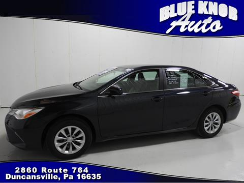 2017 Toyota Camry for sale in Duncansville, PA