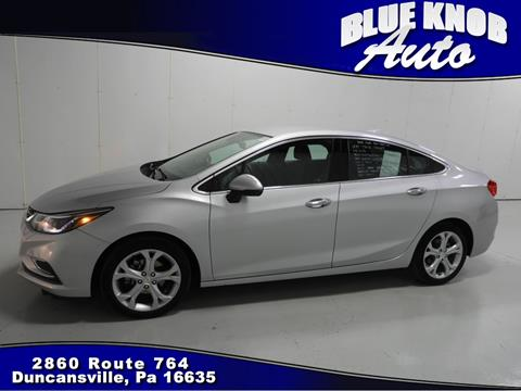 2017 Chevrolet Cruze for sale in Duncansville, PA