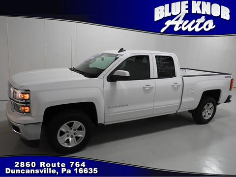 2015 Chevrolet Silverado 1500 for sale in Duncansville, PA