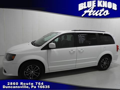 2017 Dodge Grand Caravan for sale in Duncansville, PA