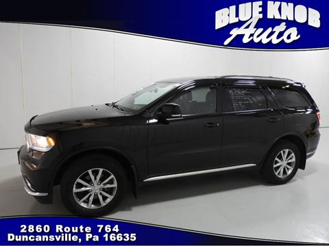 2014 Dodge Durango for sale in Duncansville, PA