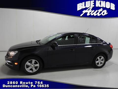 2016 Chevrolet Cruze Limited for sale in Duncansville, PA