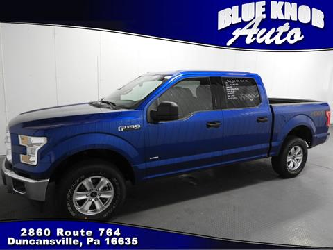 2017 Ford F-150 for sale in Duncansville, PA