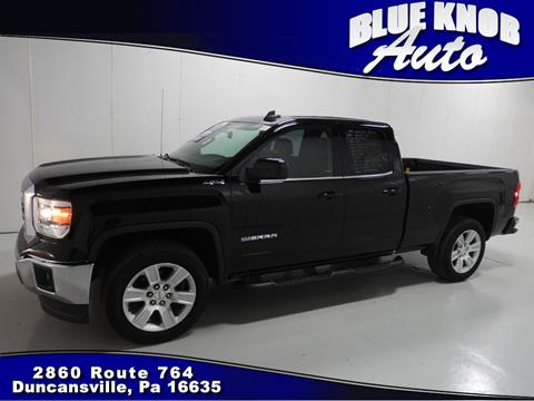 2015 GMC Sierra 1500 for sale in Duncansville, PA