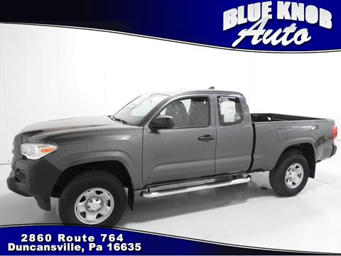 2016 Toyota Tacoma for sale in Duncansville, PA