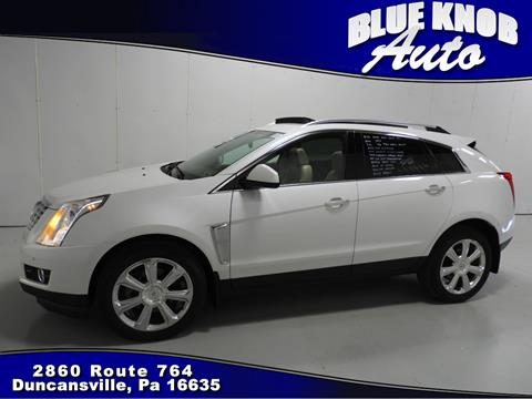 2016 Cadillac SRX for sale in Duncansville, PA