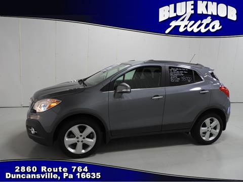 2015 Buick Encore for sale in Duncansville, PA