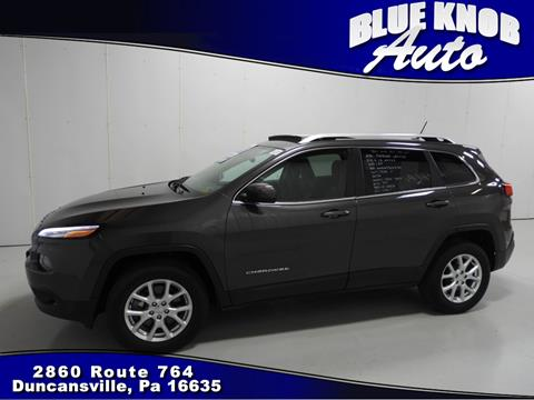 2014 Jeep Cherokee for sale in Duncansville, PA