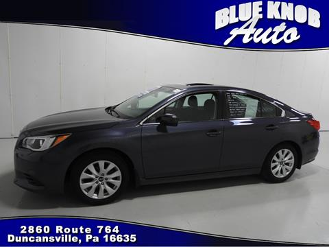 2015 Subaru Legacy for sale in Duncansville, PA