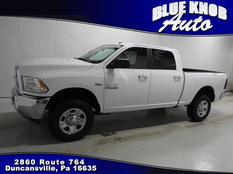 2017 RAM Ram Pickup 2500 for sale in Duncansville, PA