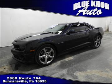 2013 Chevrolet Camaro for sale in Duncansville, PA