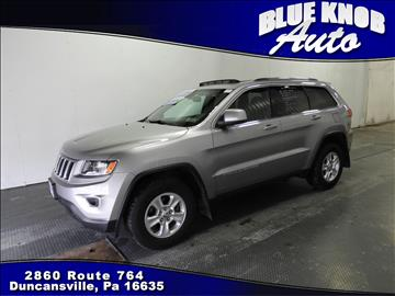 2014 Jeep Grand Cherokee for sale in Duncansville, PA