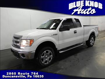 2014 Ford F-150 for sale in Duncansville, PA