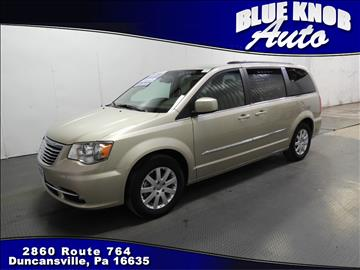 2014 Chrysler Town and Country for sale in Duncansville, PA