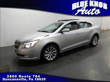 2016 Buick LaCrosse for sale in Duncansville, PA