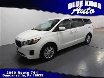 2016 Kia Sedona for sale in Duncansville, PA