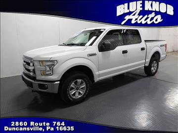 2016 Ford F-150 for sale in Duncansville, PA