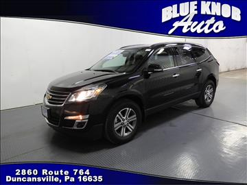 2017 Chevrolet Traverse for sale in Duncansville, PA