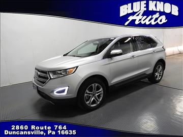 2016 Ford Edge for sale in Duncansville, PA