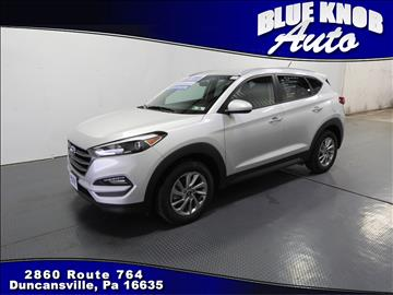 2016 Hyundai Tucson for sale in Duncansville, PA
