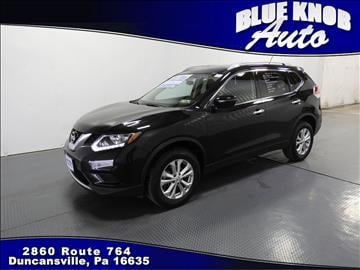2016 Nissan Rogue for sale in Duncansville, PA
