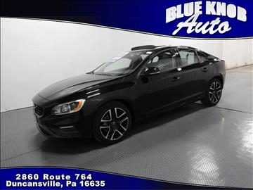 2017 Volvo S60 for sale in Duncansville, PA