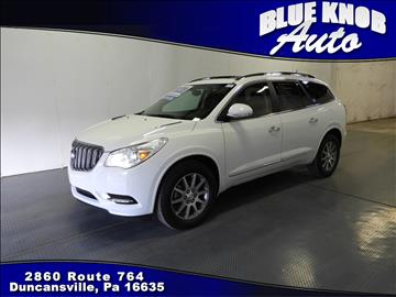 2017 Buick Enclave for sale in Duncansville, PA