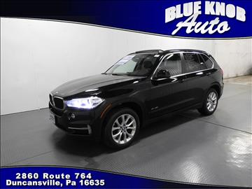 2016 BMW X5 for sale in Duncansville, PA