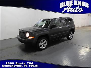 2016 Jeep Patriot for sale in Duncansville, PA