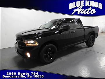 2014 RAM Ram Pickup 1500 for sale in Duncansville, PA