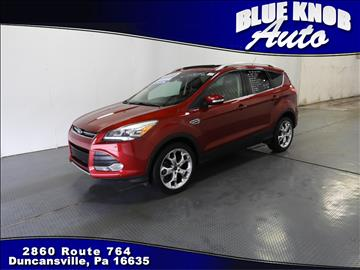 2014 Ford Escape for sale in Duncansville, PA