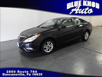 2013 Hyundai Sonata for sale in Duncansville, PA
