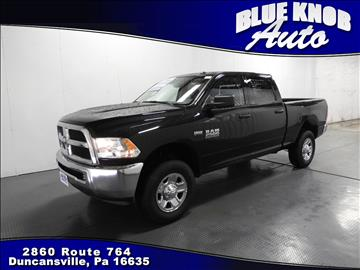 2016 RAM Ram Pickup 2500 for sale in Duncansville, PA