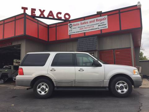 2003 Ford Expedition for sale in Bethany, OK