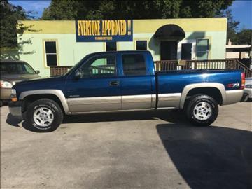 2002 Chevrolet Silverado 1500 for sale in Tampa, FL