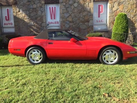 1993 Chevrolet Corvette for sale in Maple Shade, NJ