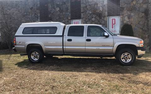 2001 GMC Sierra 2500HD for sale in Maple Shade, NJ